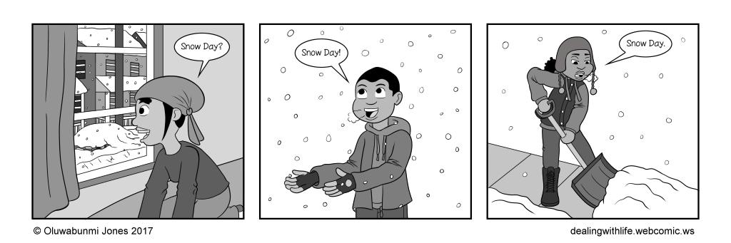 75 - Snow Day